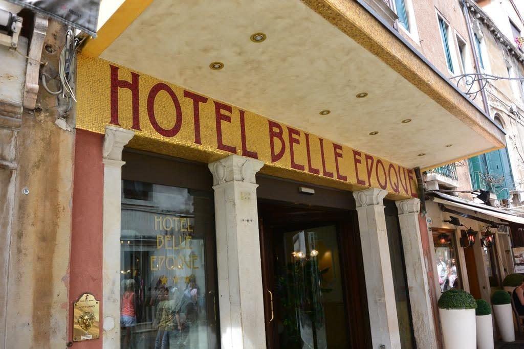 hotel belle epoque, hotel belle epoque venezia