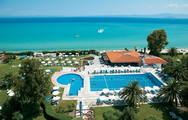 kassandra palace hotel and spa pefkohori