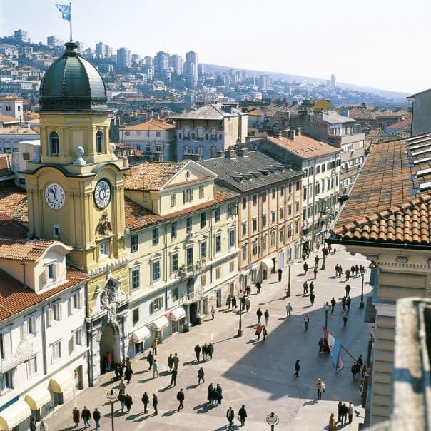 Hoteli Rijeka