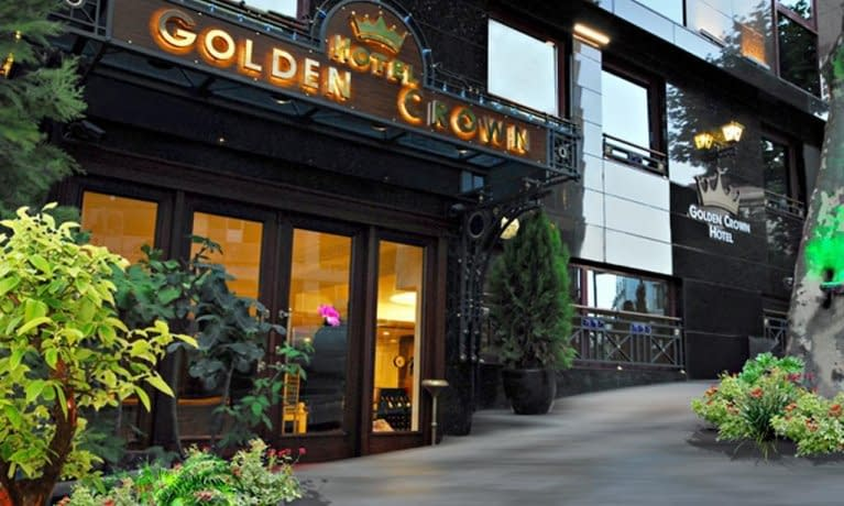 golden crown hotel istanbul, golden crown hotel istanbul turkey, golden crown hotel istanbul 3*