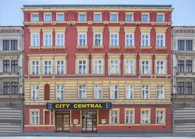 city club prague, city club prague hotel, city club prague sokolska 8 and 10