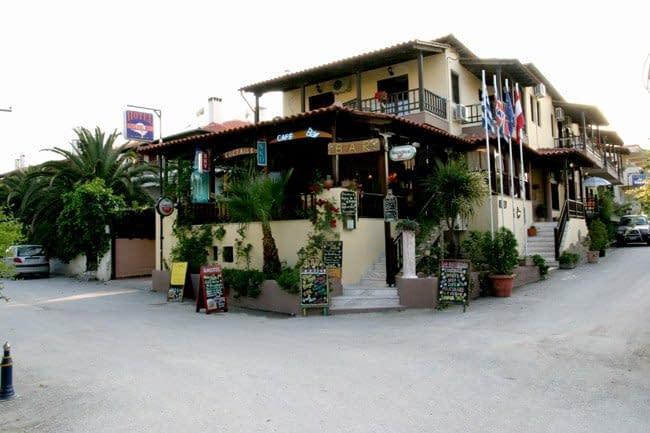 hotel magdalena pefkohori, hotel magdalena pefkohori greece, hotel app magdalena pefkohori