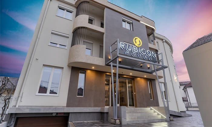 rubicon garni hotel kragujevac