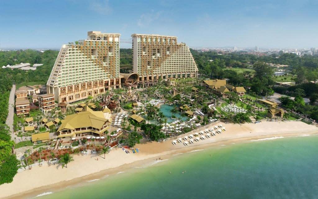 centara grand mirage beach resort pattaya pataja
