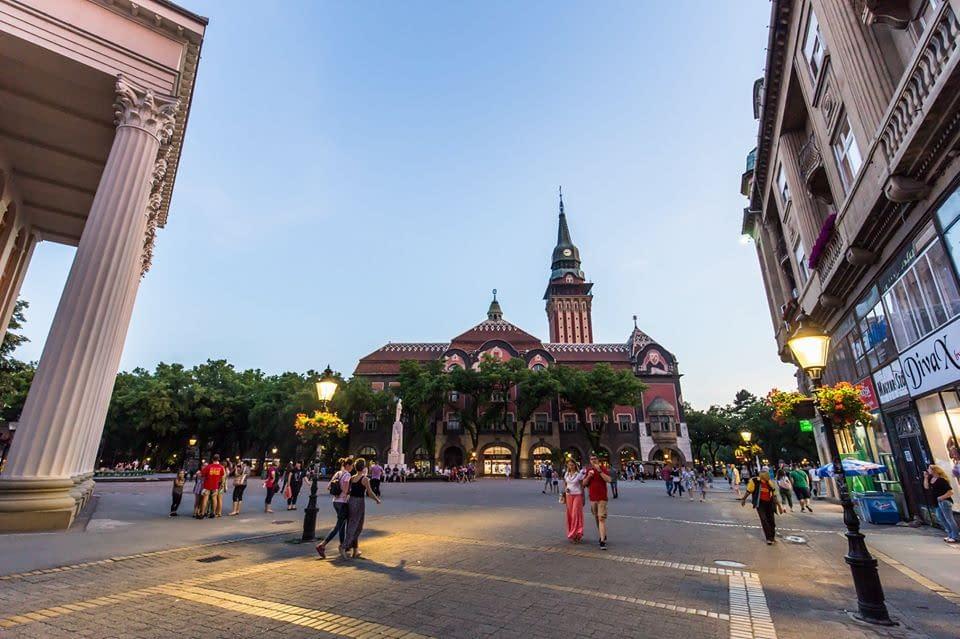 Hoteli Subotica