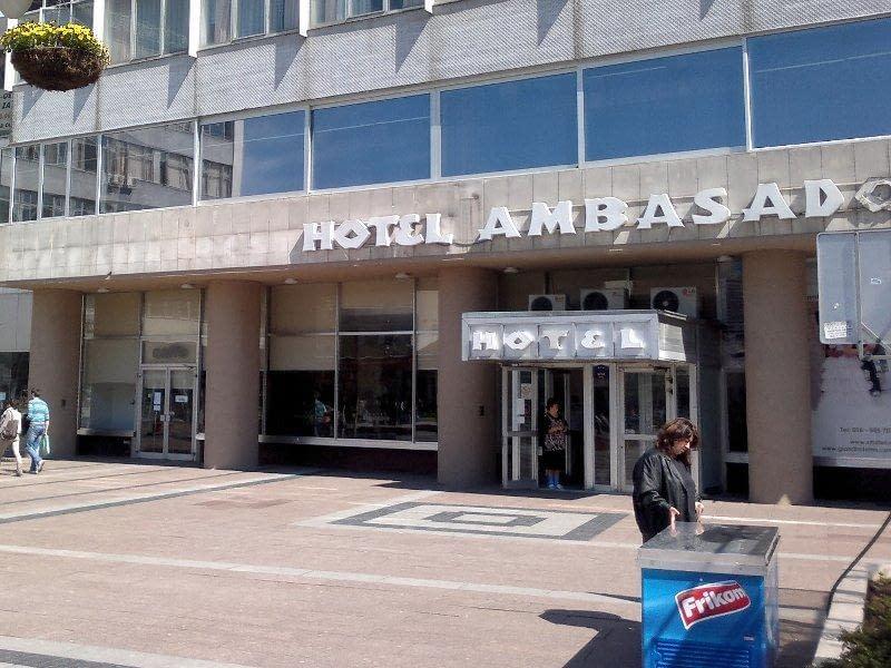 ambasador hotel niš, hotel ambasador niš kontakt, ambasador hotel nis serbia