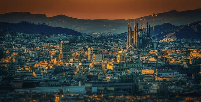 Hoteli Barcelona