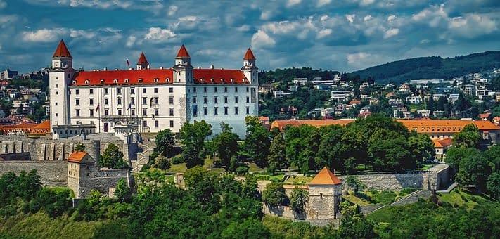 Hoteli Bratislava