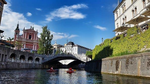 Hoteli Ljubljana