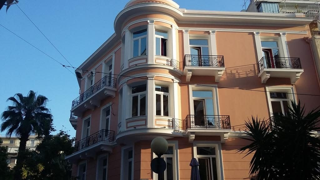 hotel exis ex marilena