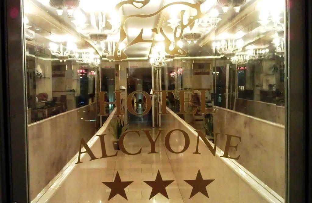 hotel alcyone, hotel alcyone venice, hotel alcyone venezia