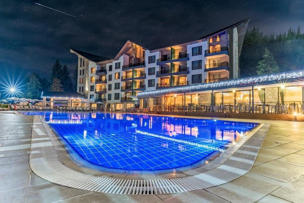 hotel arte spa and park, hotel arte spa and park велинград, arte spa park hotel