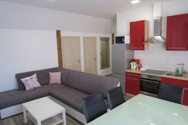 porodični apartmani baska