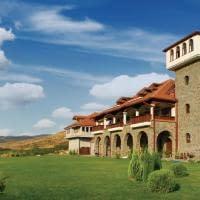 popova kula hotel and winery kavadarci
