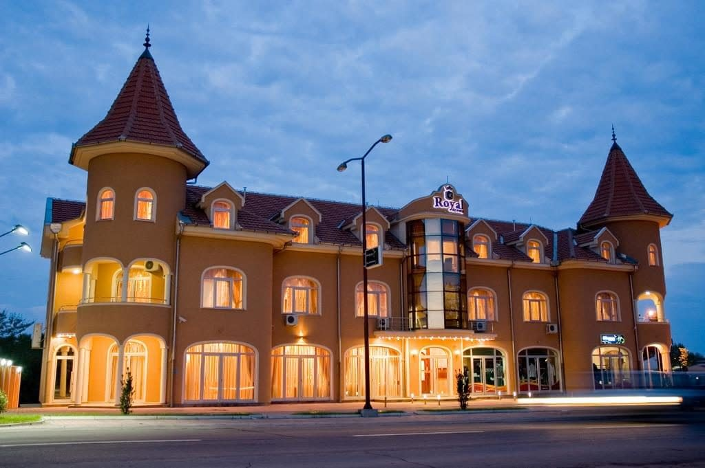 hotel royal crown garni, hotel royal crown garni subotica