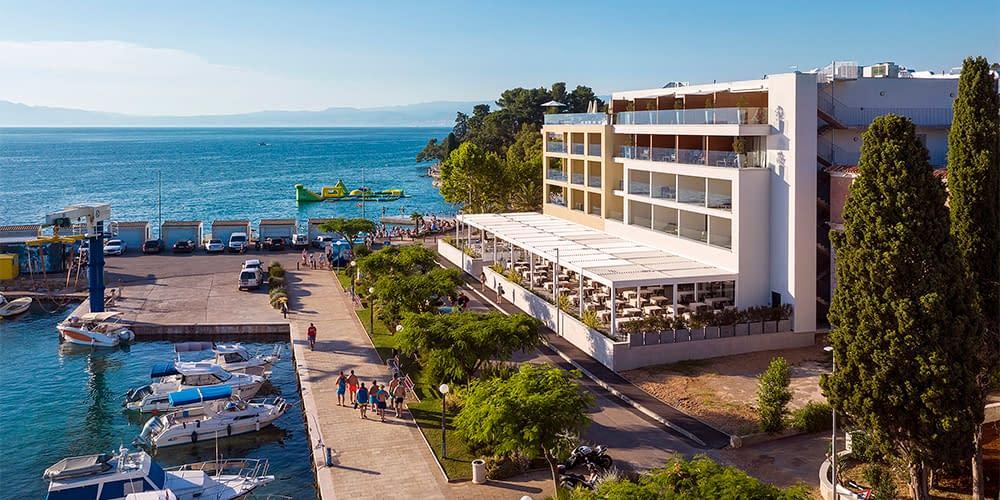 luksuzni hotel riva malinska