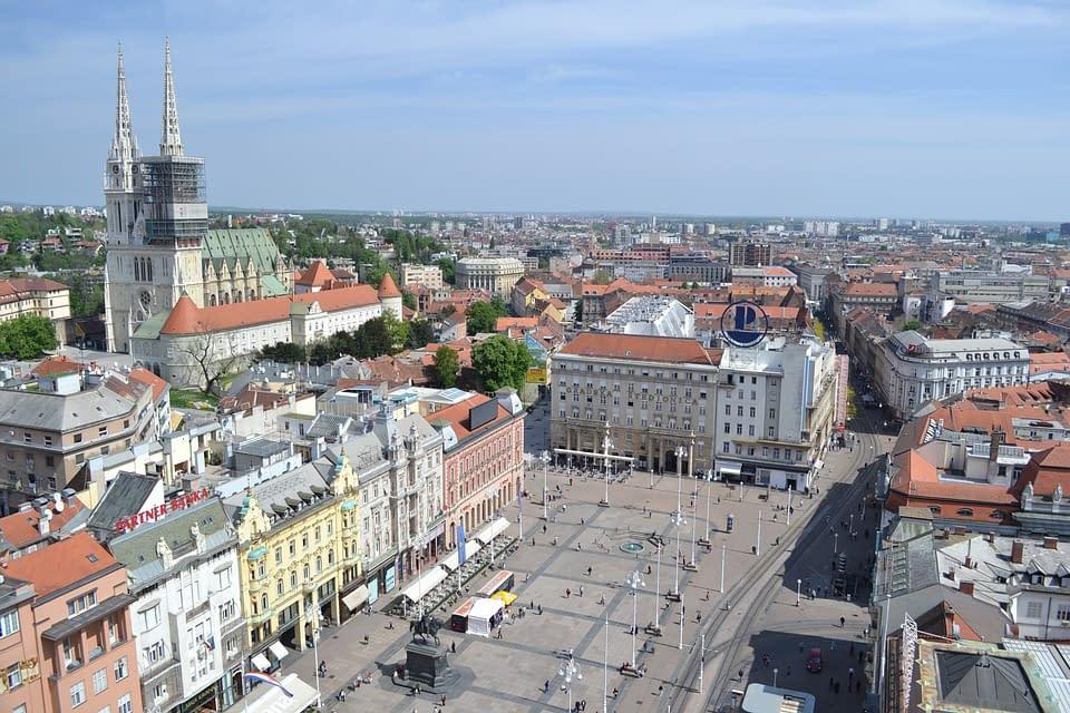 Hoteli Zagreb