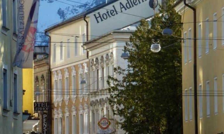 adlerhof, adlerhof hotel salzburg austria