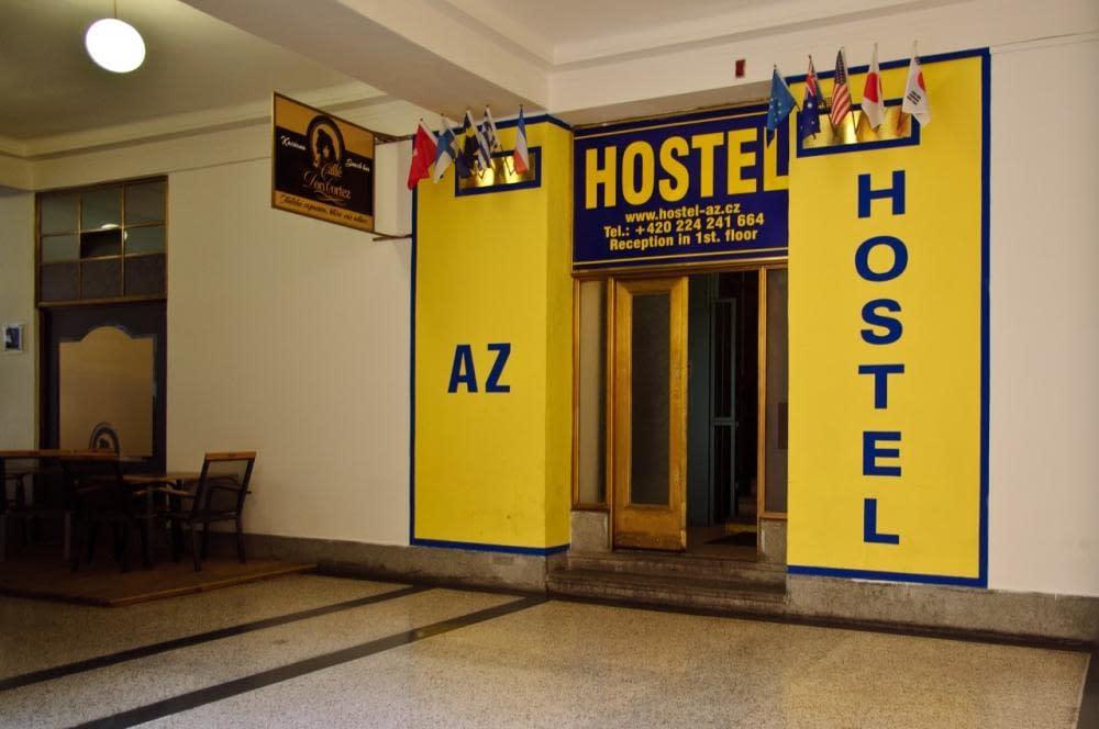 az-hostel, az hostel praha, az hostel osaka