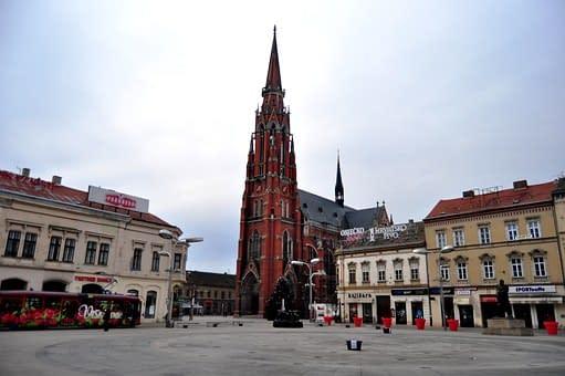 Hoteli Osijek
