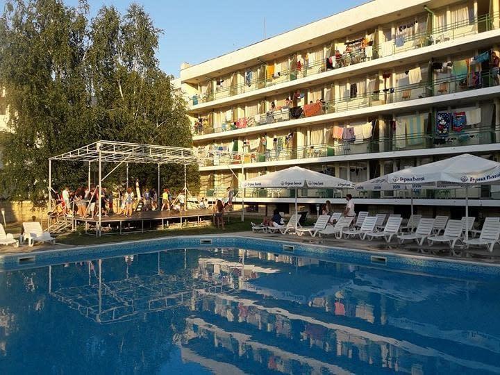 festa hotel albena