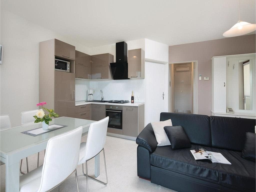 two-bedroom apartment in rabac