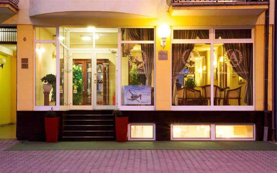 hotel vila ariston osijek