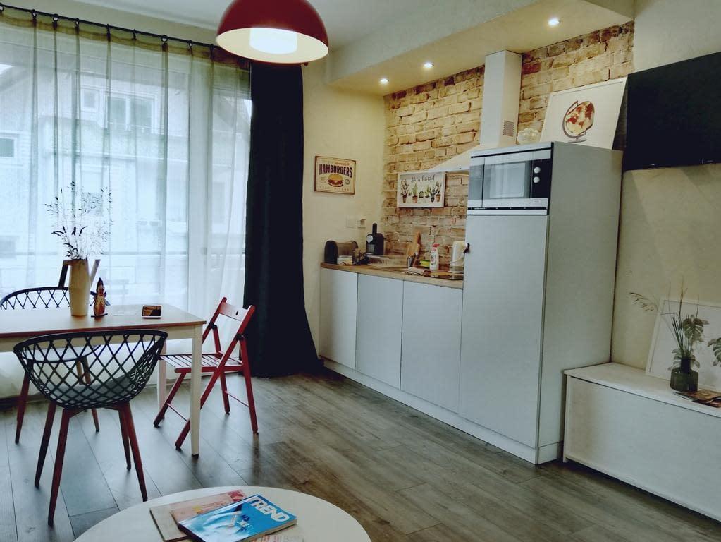 apartmani 18, apartman 18
