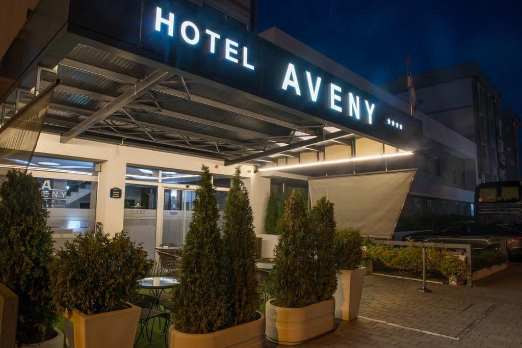 garni hotel aveny čačak
