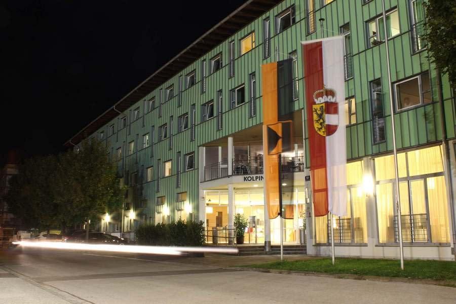 kolpinghaus salzburg, kolpinghaus salzburg hotel, kolpinghaus salzburg adresse