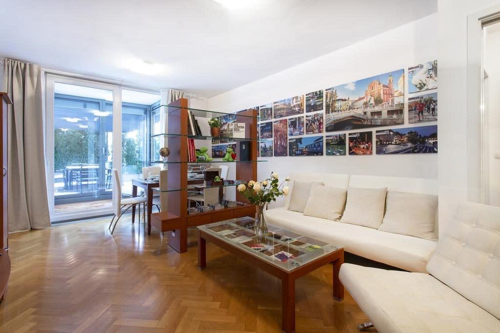 ljubljana treasure apartment
