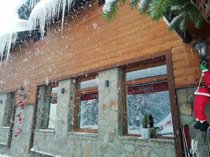 planinska kuća campari mavrovo