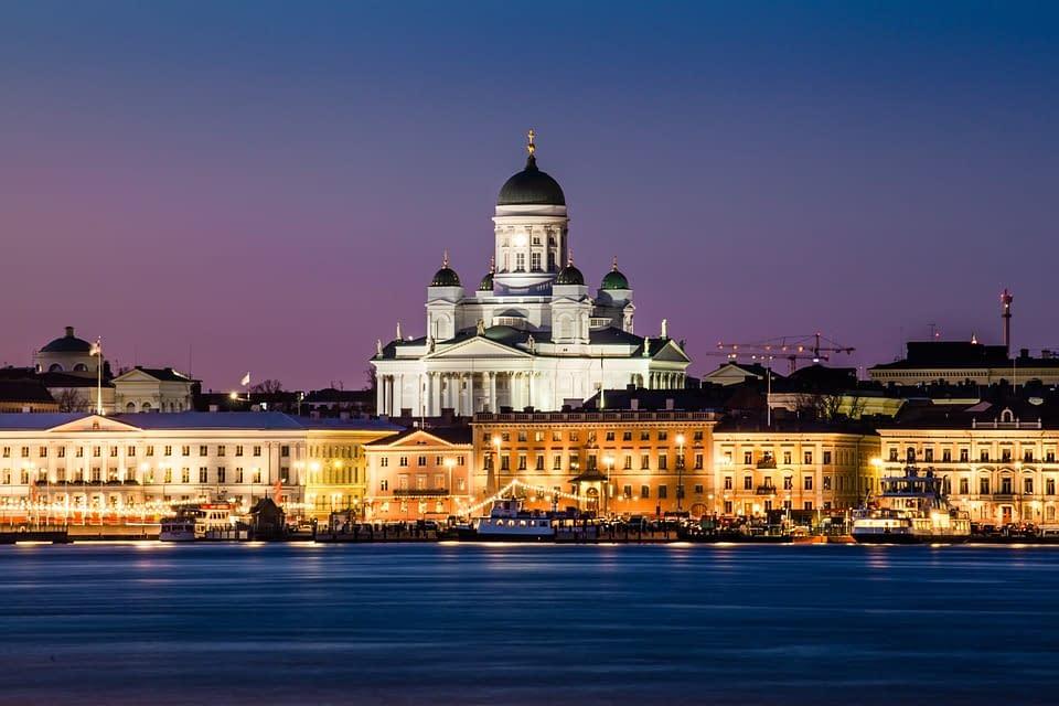 Hoteli Helsinki